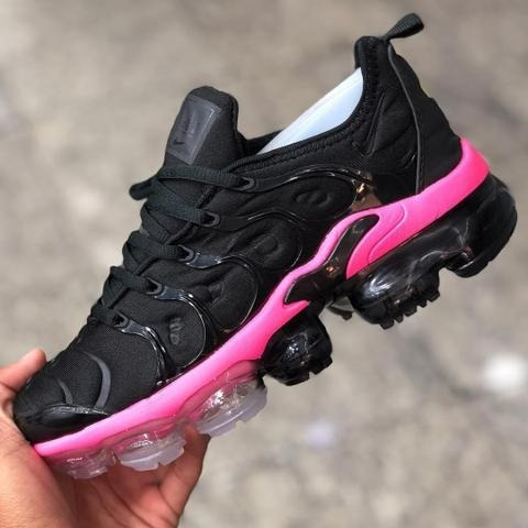 Tenis Nike Air Vapormax Plus Masculino Original Corrida