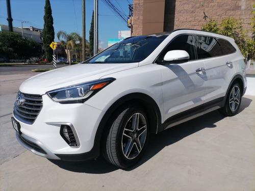 Imagen 1 de 5 de Hyundai Santa Fe Limited 2018