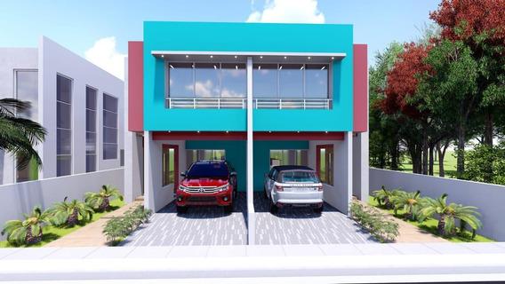 Casas Duplex En Westland Residences La Romana