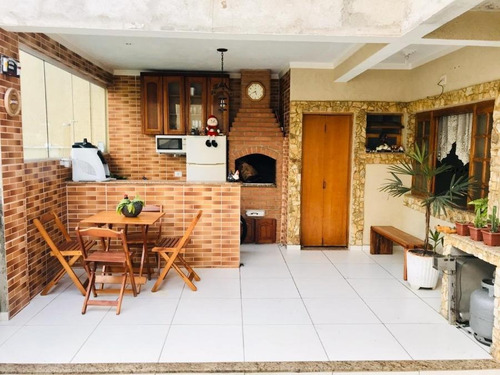Imagem 1 de 15 de Sobrado Para Venda Por R$750.000,00 Com 200m², 4 Dormitórios, 2 Vagas E 4 Banheiros - Jardim São Vicente  , São Paulo / Sp - Bdi35785