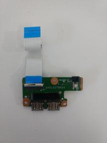 Cabo Flat Placa Usb Power Button Original Lg S460