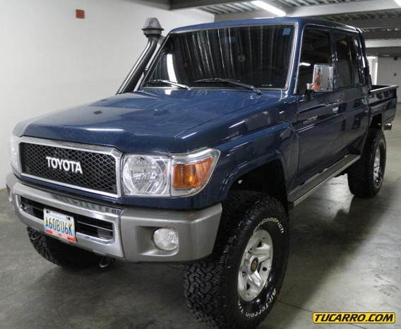 Toyota Macho Sincronico