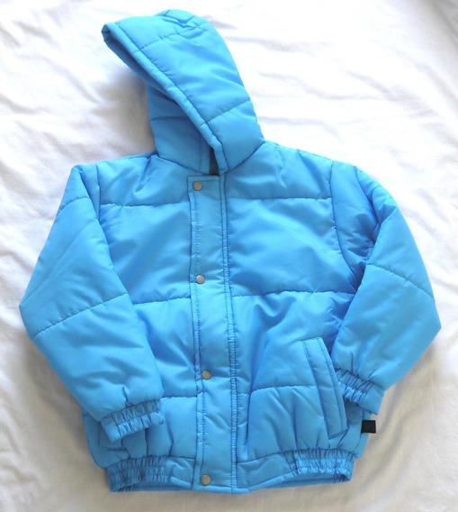 Jaqueta Impermeável Capuz 1 A 16 Anos -frio Intenso Neve