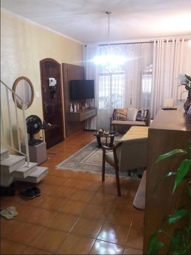 Sobrado Com 3 Dormitórios À Venda, 133 M² Por R$ 580.000,00 - Jardim Vila Formosa - São Paulo/sp - So1567