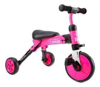 Triciclo Stark Plegable Twist Niños Colores Aluminio Liviano