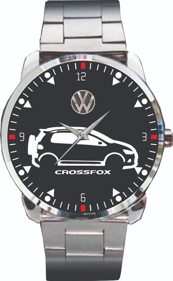 Relógio De Pulso Personalizado Desenho Crossfox- Cod.vwrp049