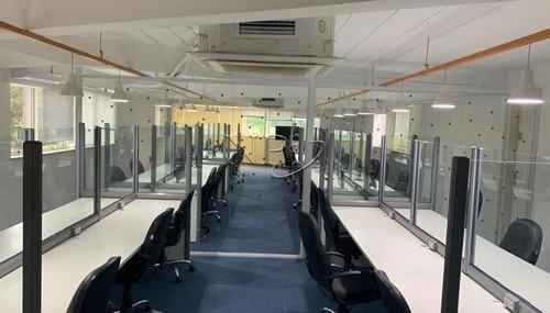 Edificio Concorde - Salas Comerciais Locacao Na Vila Olimpia | Npi Imoveis - L-130