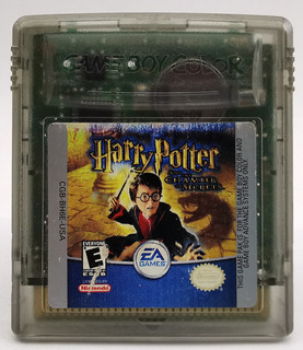 Harry Potter And The Chamber Of Secrets Gbc * R G Gallery