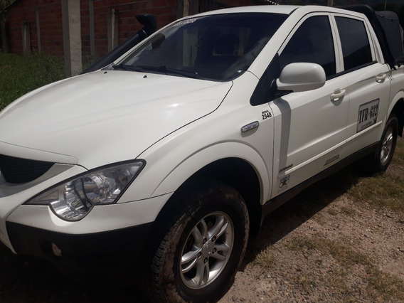 Ssangyong Actyon 4x4 2013