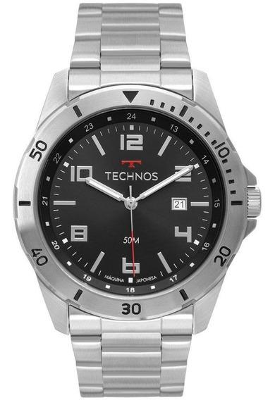 Relógio Technos Masculino Performance Militar 2115mtv/1p