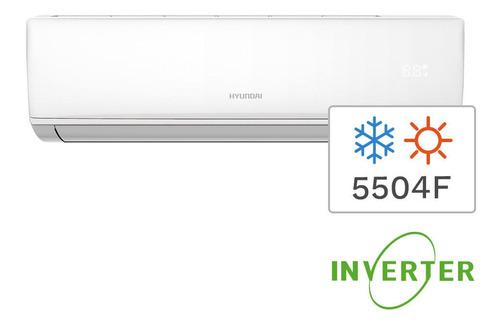 Aire Acondicionado Split Inverter Frío Calor Hyundai 5504f 6