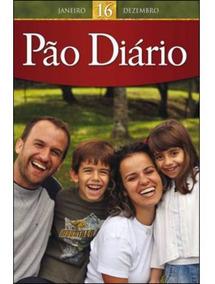 Livro-pão Diário Vol16