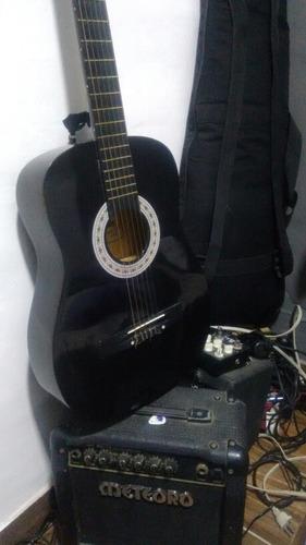 Imagem 1 de 1 de Aula De Guitarra E Violão