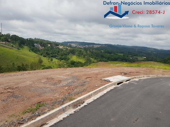 Terreno Em Cotia-sp Reserva Das Pitas - Te0143