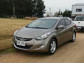 Hyundai Elantra 1.8 Gls 6mt Seguridad Premium 2013