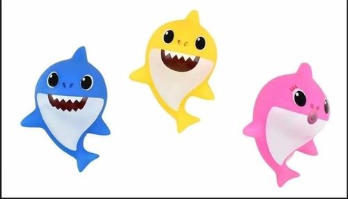 Baby Shark Con Chifle Canción Tiburón Agua Niños