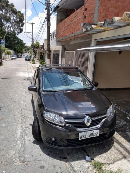 Renault Logan 1.6 Expression Hi-power 4p 2015