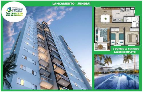 Imagem 1 de 10 de Apartamentos Lançamento Planta Direto Construtora