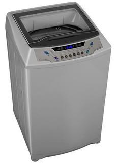 Lavarropas Electrolux Elac10s Gris 10kg 750rpm Selectogar6