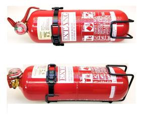 Extintor Abc Caminhão Van 2kg Val. 2023 Pronta Entr.+suporte