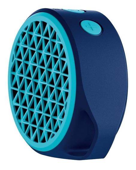 Caixa De Som Logitech Bluetooth X50 Azul Nova Lacrada