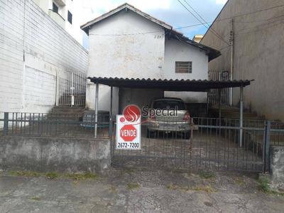 Terreno Residencial À Venda, Tatuapé, São Paulo - Te0822. - Te0822