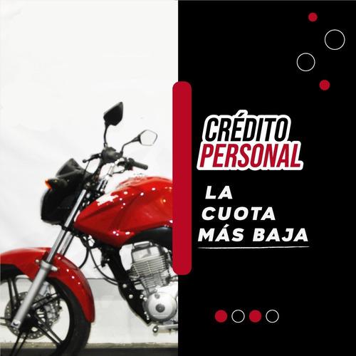 Honda Cg 150 New Titan 150cc Cuotas Fijas En Pesos