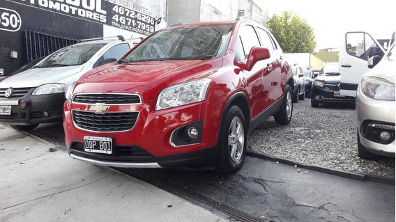Chevrolet Tracker 2014 Ltz 140cv Nafta 1.8l Full Full...