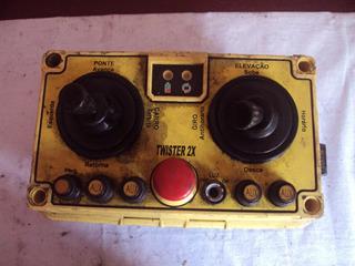 Clp Radio Controle Twister 2x Para Retirar Peças No Estado