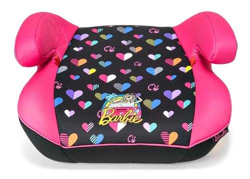 Imagem 1 de 3 de Booster Assento Carro Multikids Hot Barbie Bb632 Oferta Loi