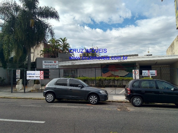 Casa Comercial No Centro De Sorocaba, Vende/aluga, 10 Salas, Amplo Estacionamento 16 Vagas - Ca00689 - 32511608