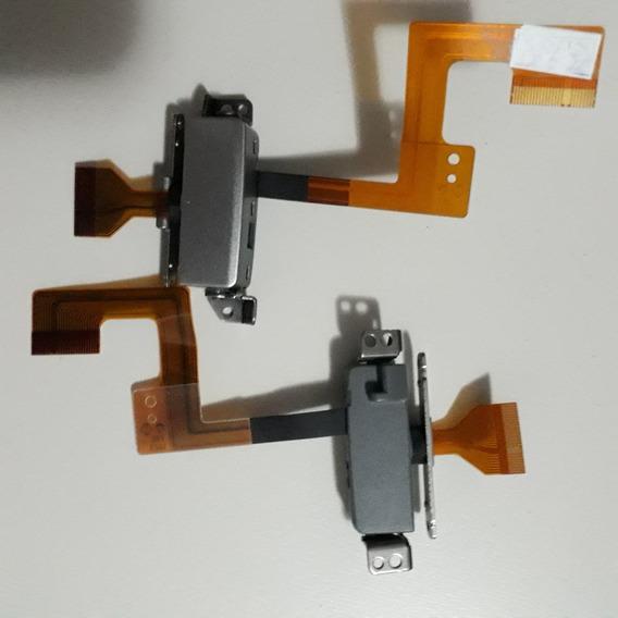 Flat, Flex Lcd Jvc Gz Hd7, Hd6 Completo Original
