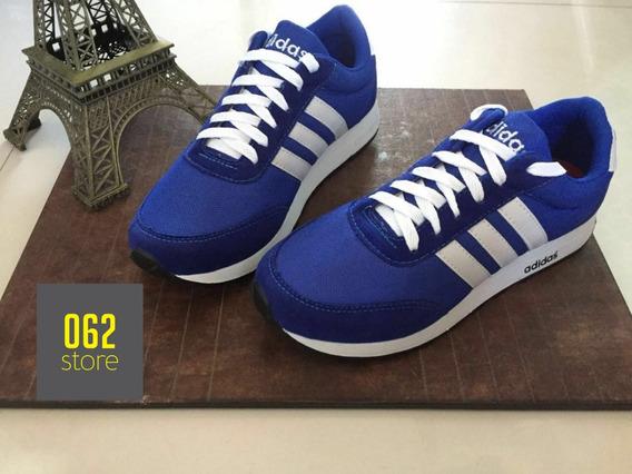 Tênis adidas Azul Neo - Promoção!