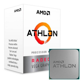 Processador Amd Athlon 240 Ge 3.5ghz Am4 35w I!