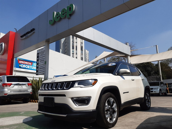 Jeep Compass Ltd Premium 4x2 2018