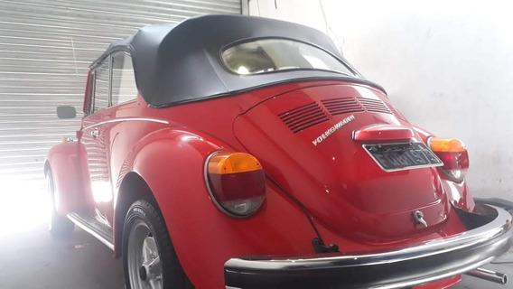 Fusca Alemão 1303 Cabriolet 1973 Impecável