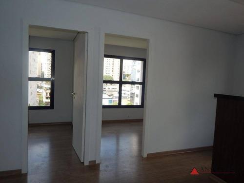 Imagem 1 de 12 de Sala Para Alugar, 45 M² Por R$ 1.200,00/mês - Vila Baeta Neves - São Bernardo Do Campo/sp - Sa0560