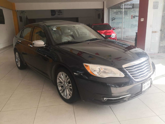 Chrysler 200 3.6 Limited At 2012