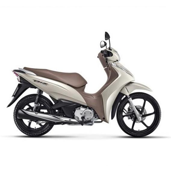 Nueva Honda Biz 125 Fi Inyeccion 2020 0km Tarjeta Cuotas Dni
