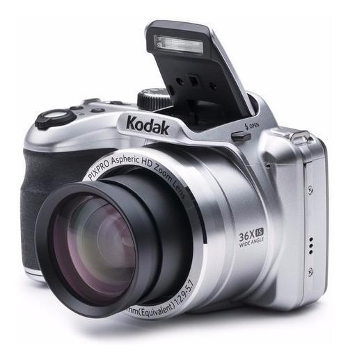 Cámara Kodak Astro Zoom Az361 Plata - Oferta!