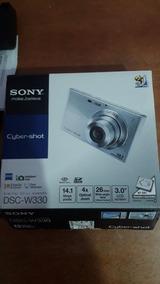 Máquina Fotográfica Sony Cyber-shot Dsc-w330 14.1 Megapixels