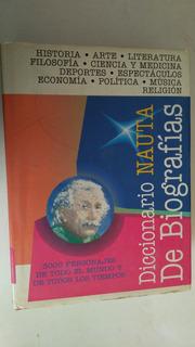 Diccionario Nauta De Biografias