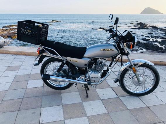 Honda Tool Cgl 125 Año-2019