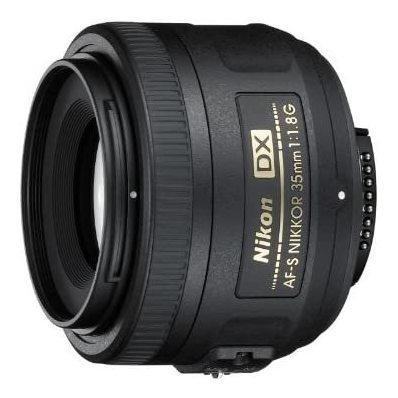 Imagen 1 de 3 de Lente Nikon 35mm F1.8 Dx Igual A Nuevo