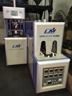 Maquina Sopladora Pet Envases Semi-auto C/garantia