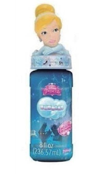 Burbujero Cenicienta Princesas Disney Orig 236ml Ecommerce07