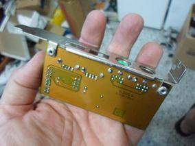 Espelho Com Conectores Usb , Mouse E S-video - Usado