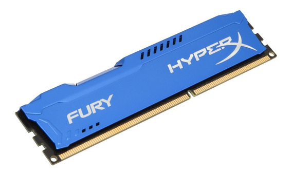 Memoria Ram Ddr3 8gb Kingston Hyperx Fury 1866mhz Pc Gamer