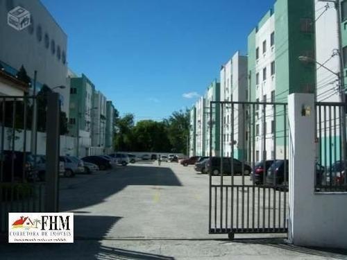 Apartamento Para Venda Em Rio De Janeiro, Campo Grande, 2 Dormitórios, 1 Banheiro - Fhm2062_2-319181
