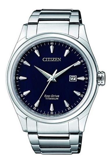 Reloj Eco Drive Mod Bm7360-82l Hombre Citizen